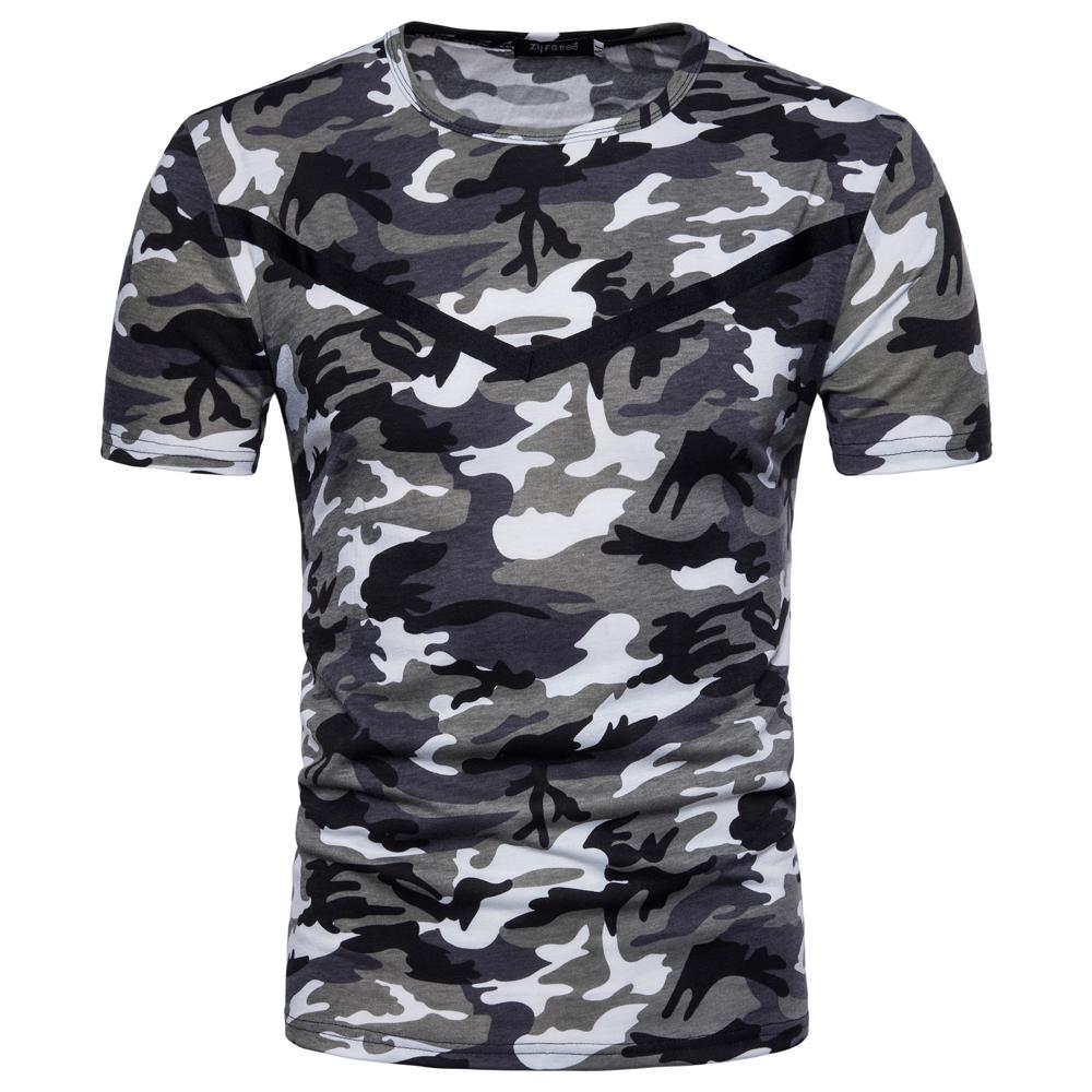 Coolred-Men Casual Stripes Printed Short Sleeve Plus Size Lapel Western Shirt