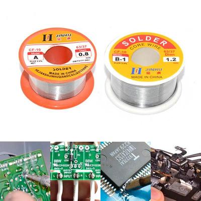 Tin Lead Line 1.0mm Rosin Core Solder Flux Solder Welding Iron Wire Reel