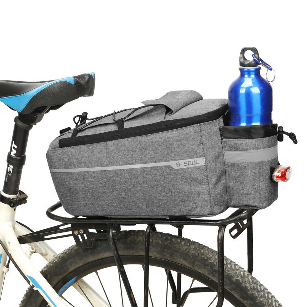 WHEEP UP Mountain Bike EVA Hard Shell Bag Bicycle Waterproof Bottle Bracket Pack