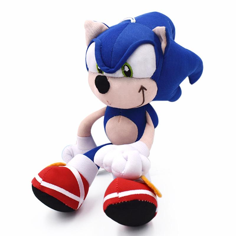 20cm Sonic Plush Toys Doll Sonic Cartoon Peluche Soft Stuffed Toy High Quality Baby Birthday Gifts Buy At A Low Prices On Joom E Commerce Platform