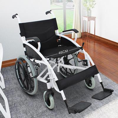 складная инвалидная коляска легкий троллейбус портативный 46cm сиденья инвалидные коляски