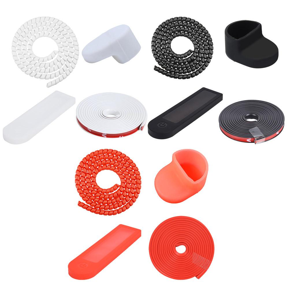 Electric Scooter Protection Set Anti-Collision Strip for Xiaomi M365 Pro