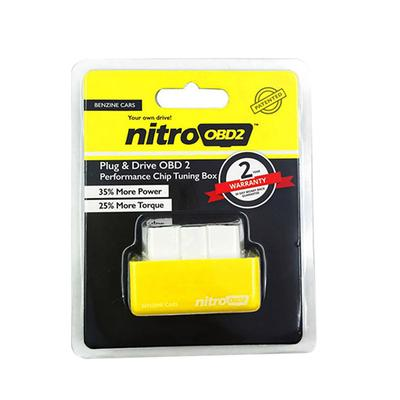Car OBD2 Performance Chip Tuning Box Fuel Saver Interface Plug/&Drive For Diesel