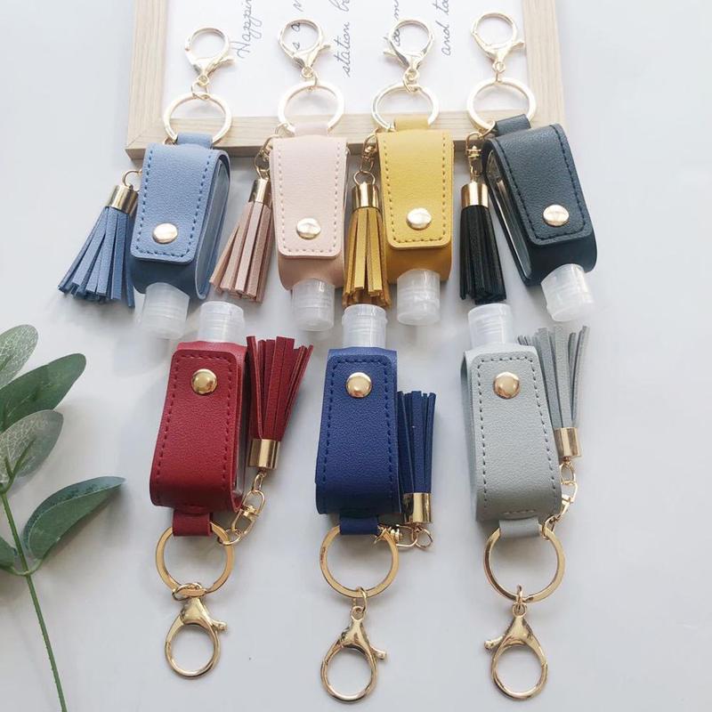 Roller Bottle Keychain Keychain Roller Bottle Bag Keychain Spray bottle bag,hand sanitizer bag