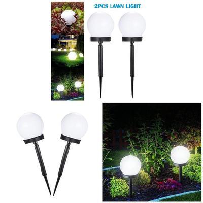 3 X Stylish Ornamental Branch Tree Leaf Solar Powered Outdoor Garden Led Lights