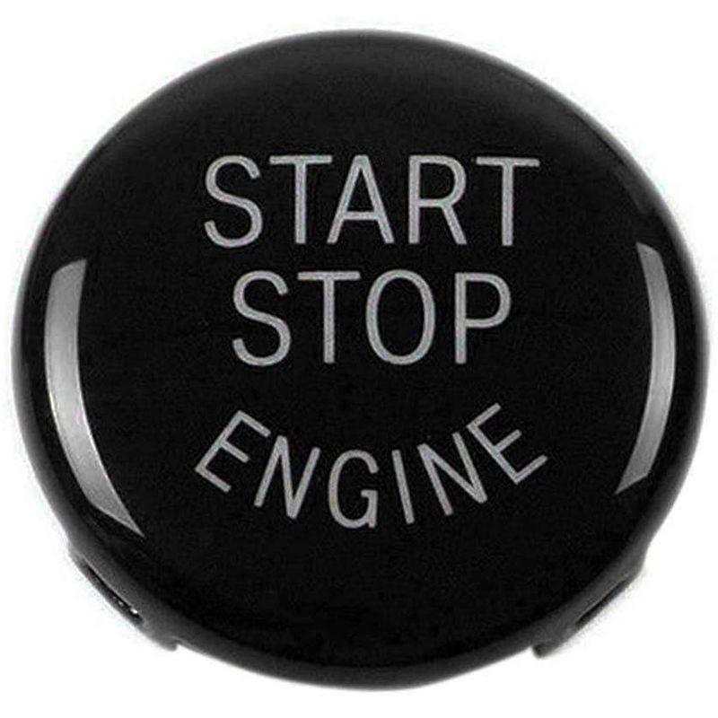 E87 Start Stop Engine Button Switch Cover for BMW 1 Series 04-11 Red 3 Series