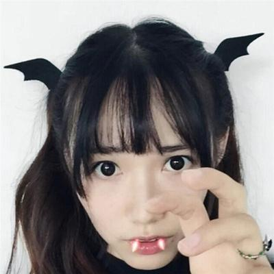 Devil Wings Bat Wings Hair Clip Cosplay Halloween Dress-up Costume Accessories  sc 1 st  Joom & Devil Wings Bat Wings Hair Clip Cosplay Halloween Dress-up Costume ...