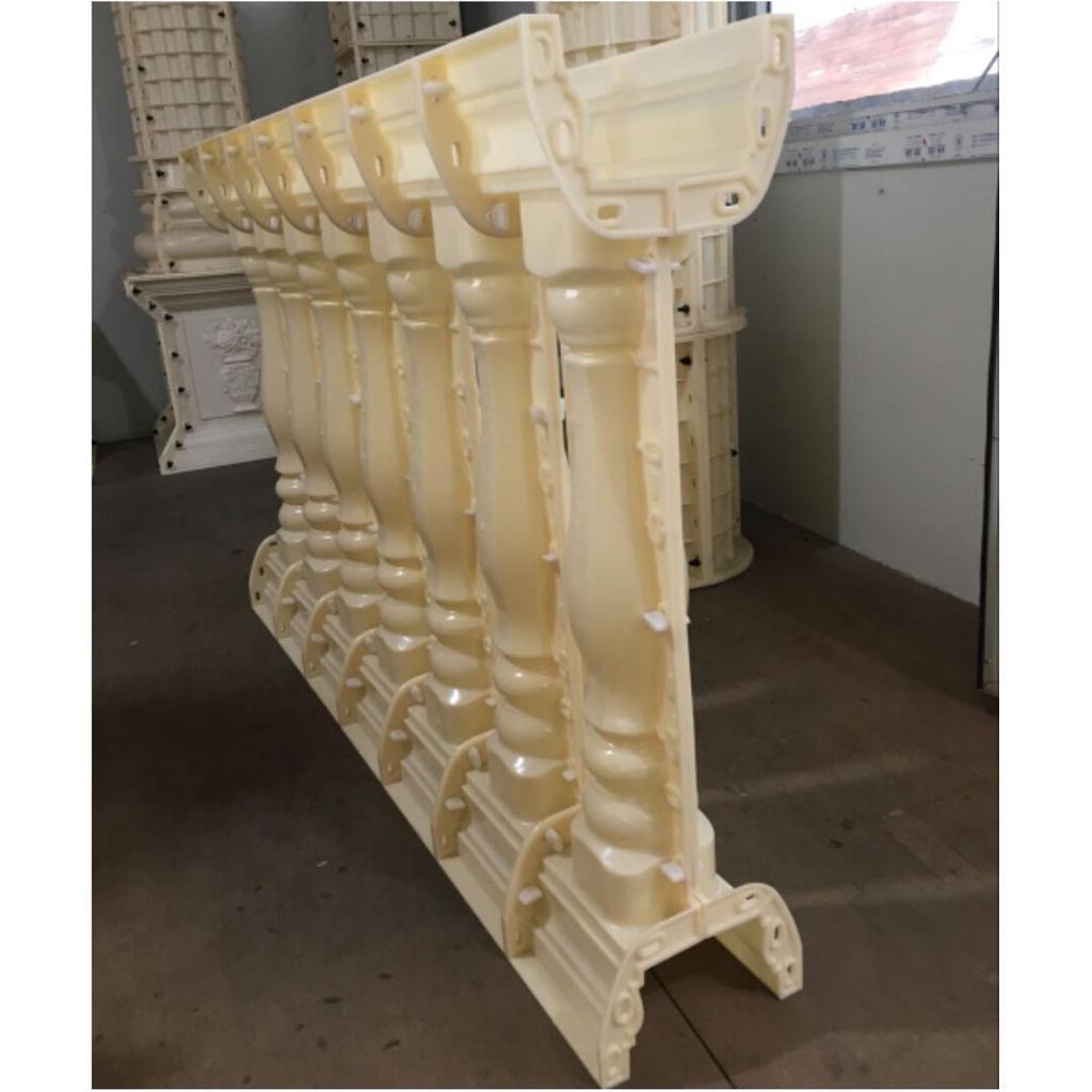 Roman Concrete Plaster Cement Casting Railing Moulds Balustrade Mold 89cm
