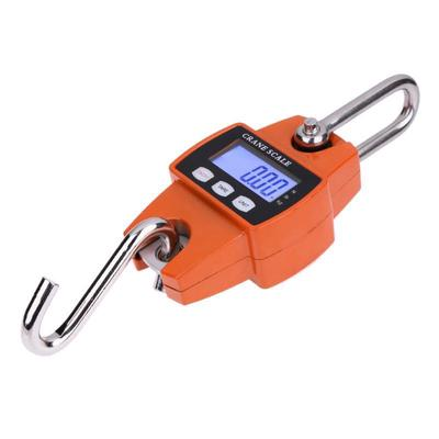 300kg LCD Digital Electronic Mini Crane Scale Hook Hanging Weight Scale