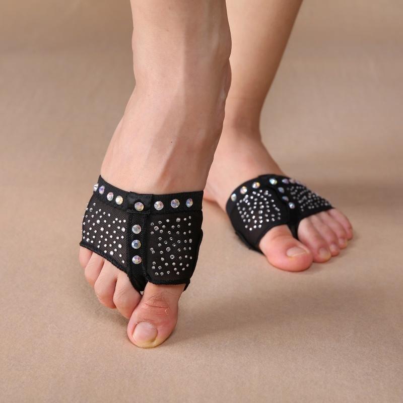 piedi infradito protezione di Balletto ballo le dita dei piedi pad Belly