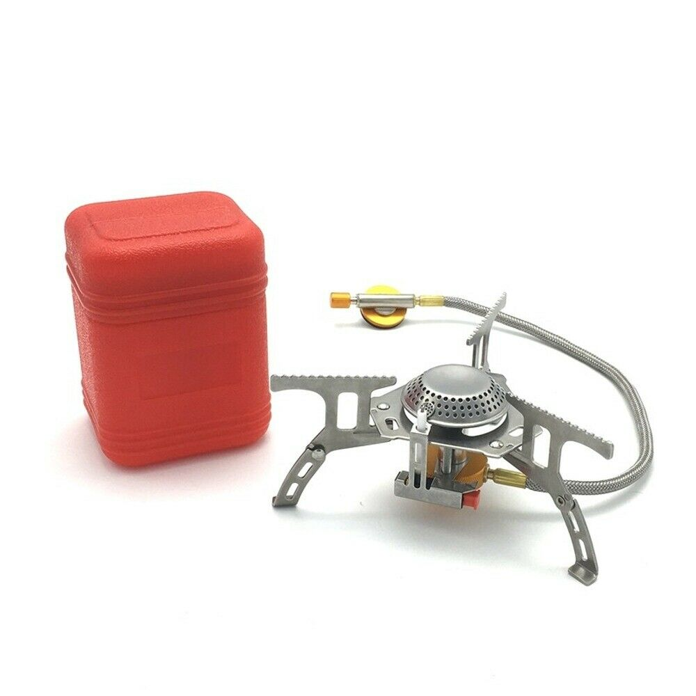 3500w Portable Outdoor Folding Gas Stove Ultralight Camping Split Gas Stove Buy At A Low Prices On Joom E Commerce Platform