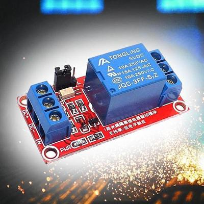 New 5V 1-Channel Level Triger Optocoupler Relay Module For