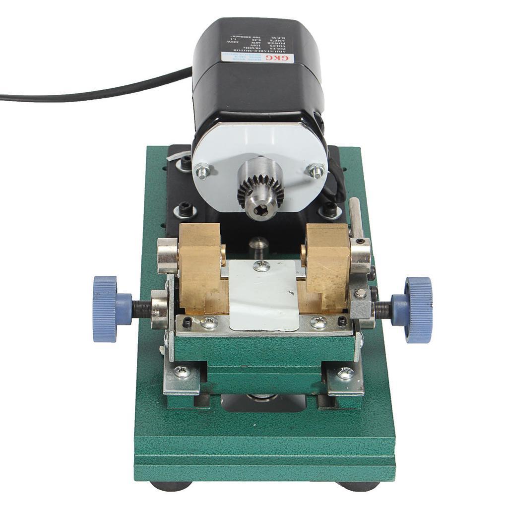 220V 360W Forage Perle Machine Foret Fraise Perceuse Set Bijoux Outil Driller