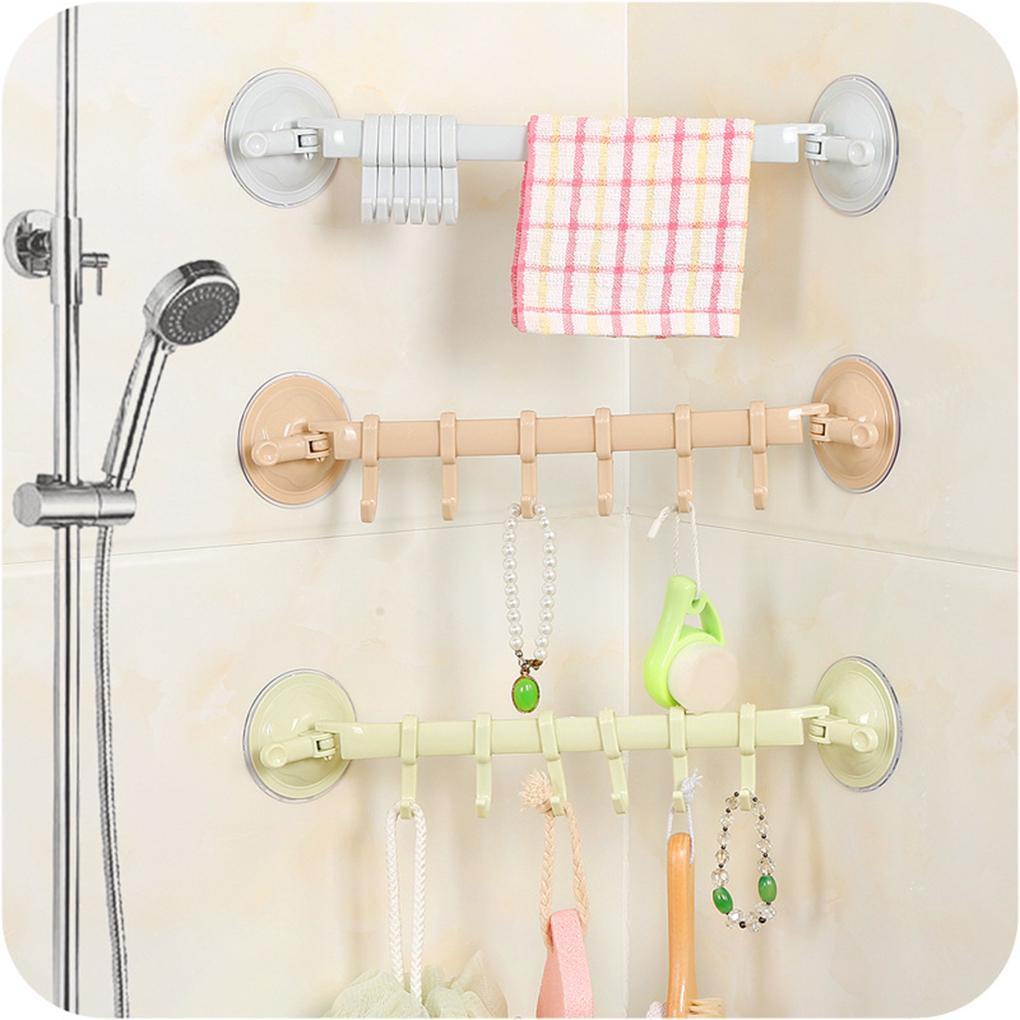 Haus Bad Absaugung Cup Handtuchhalter abnehmbar Dusche