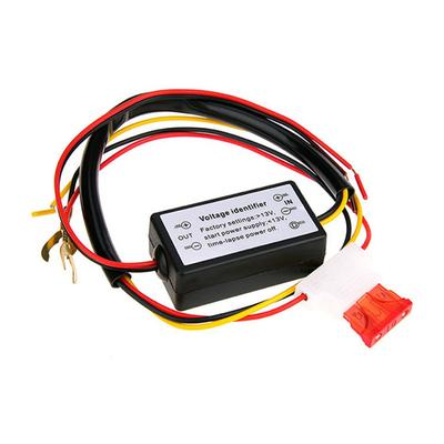 Ocamo 6-12V Motorcycle Electronic LED Turn Signals Flasher Blinker Relay Beeper