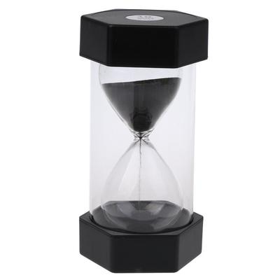 Sandglass Hourglass Sand Egg Timer 1//3//5//10//15//20//30//45//60 Minutes Accurate
