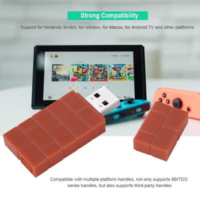 USB Wireless Bluetooth Adapter for Nintendo Switch 8Bitdo