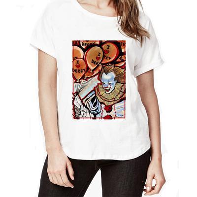 Womens Shirts Penny-Wise Womens Short Sleeve T-Shirts Girls Tee Shirt Summer Tops