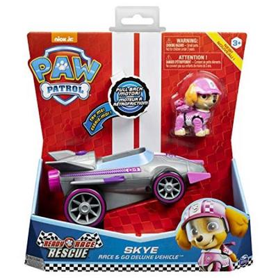 PAW Patrol 6054505 Ready, Race, Rescue Mobile Pit Stop
