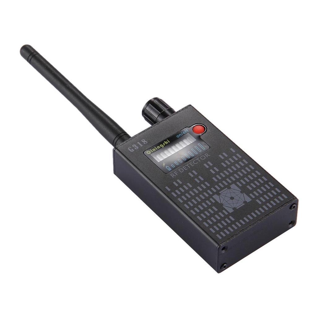 Tracker g318 RF professional digital detector anti-spy anti eavesdropping