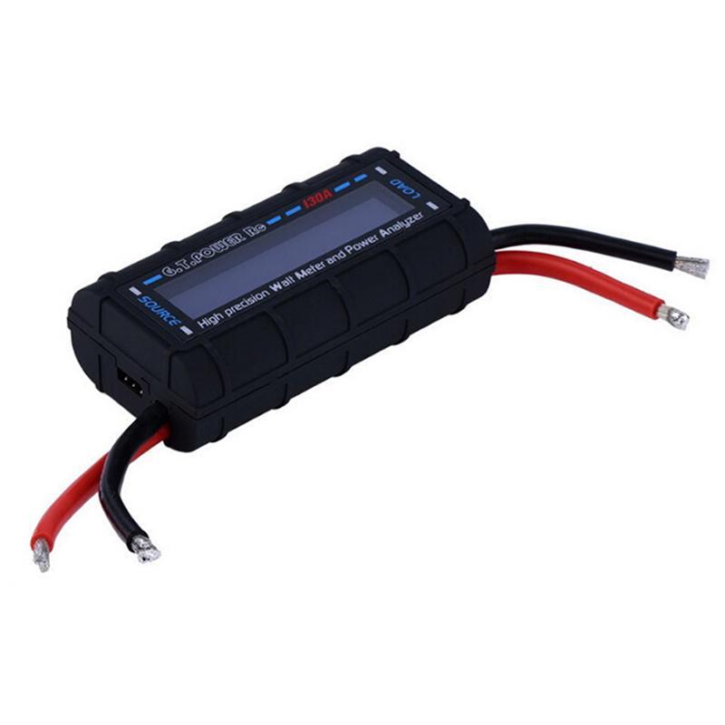 Precision rc 130A watt meter and power analyzer LCD gt-power 60V  X