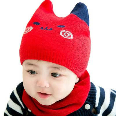 Winter Hat For Babies Knitted Panda Animals Cute Soft Comfy Head Beanie Skullies