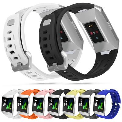For Fitbit Ionic Replacement Sports Silicone Watch Band Strap Bracelet