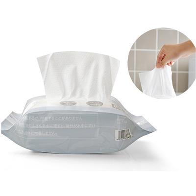 80pcs//bag Jetable Non-Tissé Cuisine Laver Nettoyage Serviette Dish Cloth