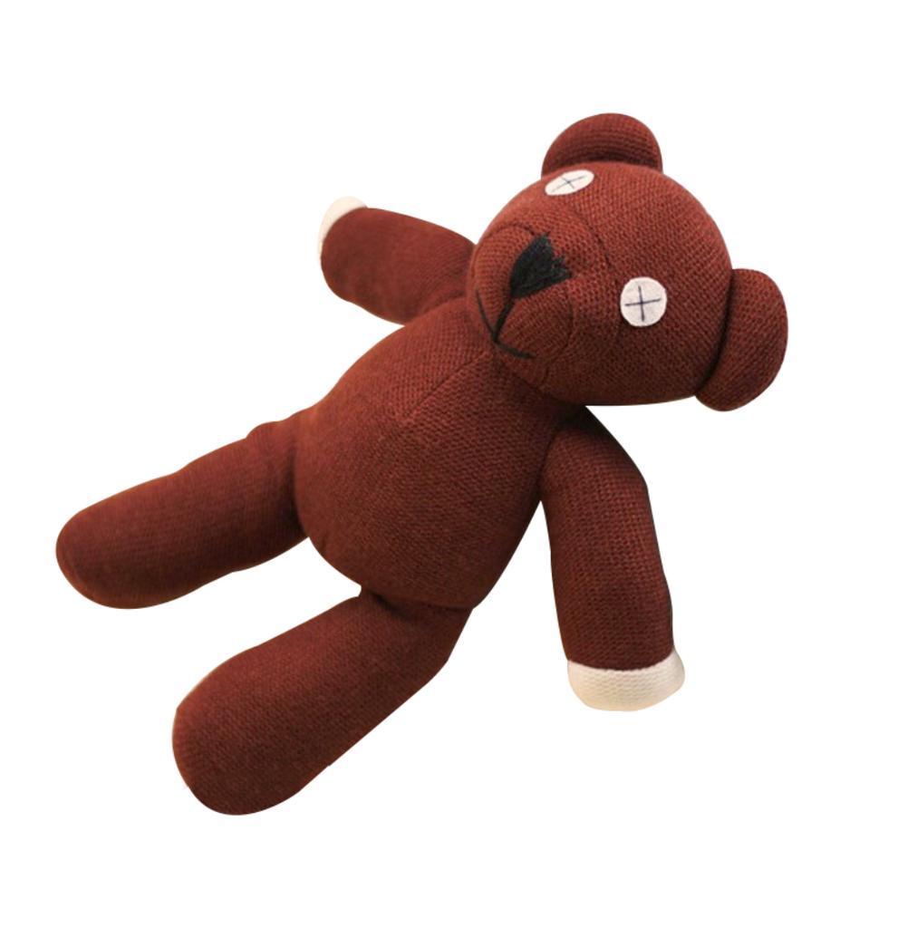 Mr Bean Teddy Bear Animal Cute Plush Toy 40cm Soft Doll Stuffed Animal Kids Gift