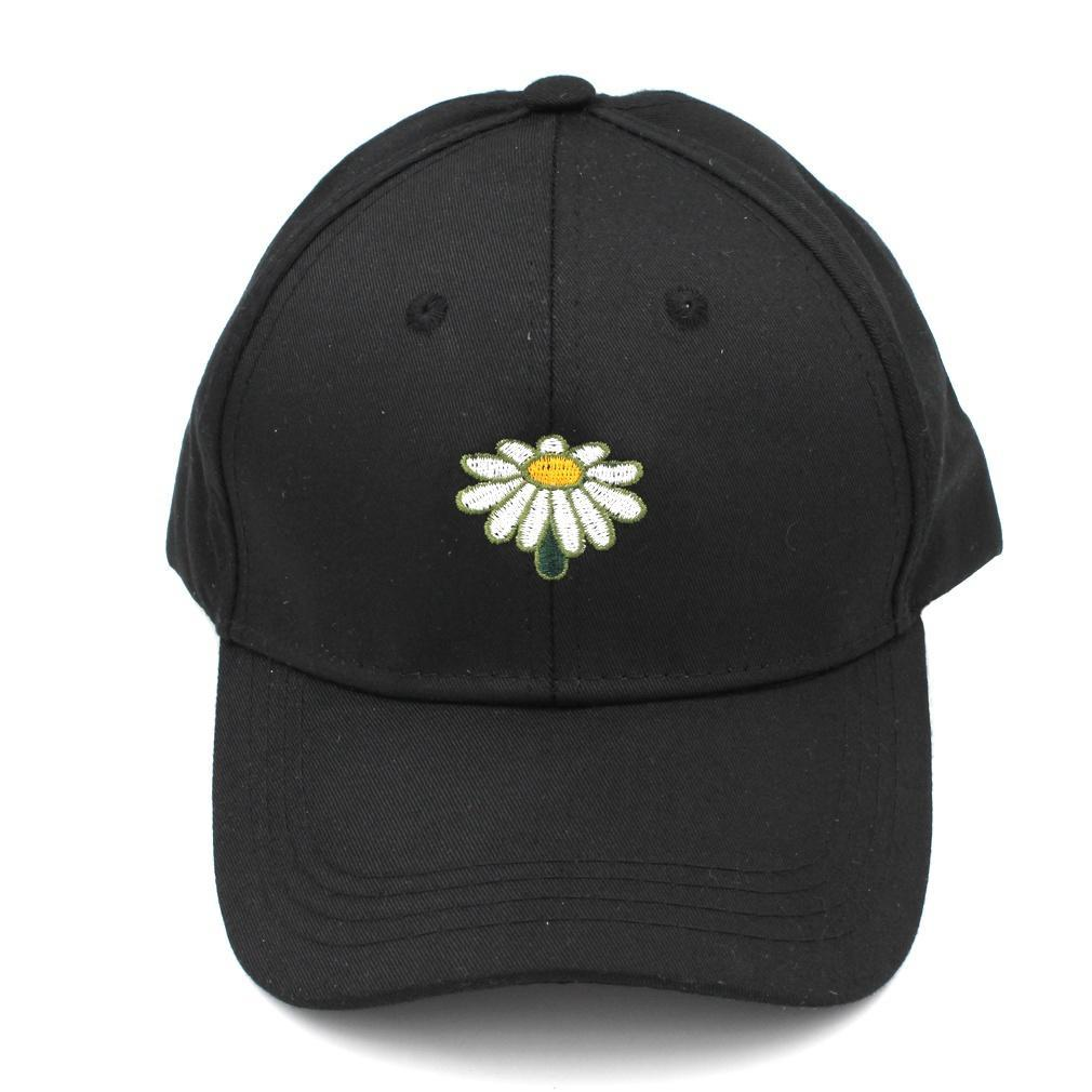 Fashion Sunflower Embroidery Baseball Cap Snapback Hats-buy at a low prices  on Joom e-commerce platform 2b0d1660ec80