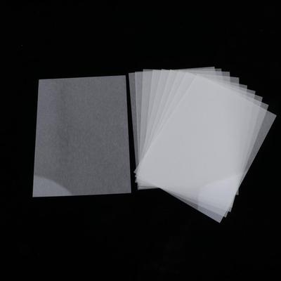 6x Christmas Heat Shrinkable Paper Shrink Film for DIY Hanging Decoration
