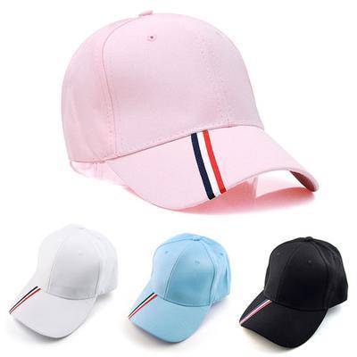 9eb7fd13 Men's Women's Plain Macaron Color Faux Leather Sports Baseball Cap ...