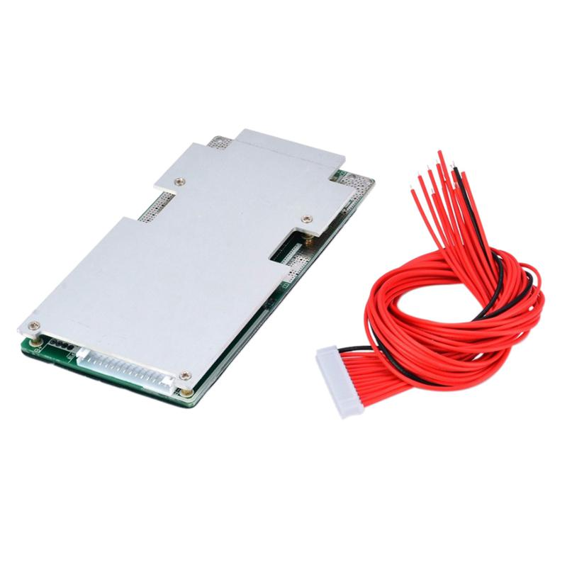14S 45A 18650 Battery Charger Li-ion Lithium Protection BMS PCB 50.4V Board
