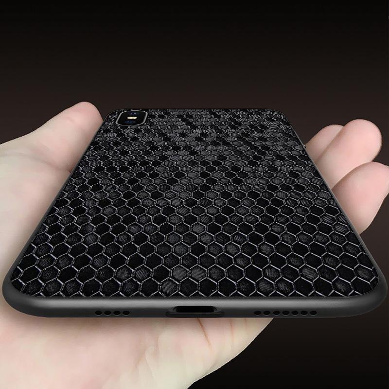 Ткань-Мягкий TPU Телефон Чехол для Xiaomi Redmi Примечание 8T 7 6 OPPO A9 2020 A1K VIVO Y91 Y91C Честь 7A 8A Samsung A40 J4 фото
