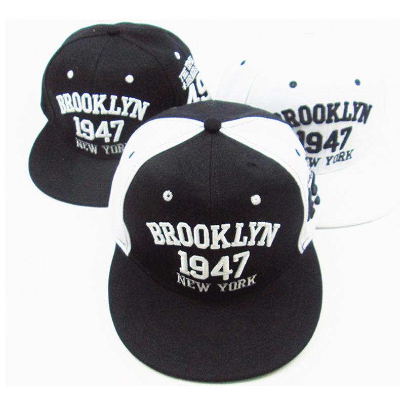Tapas de 1947 Brooklyn estilo béisbol Cap deporte sombrero Snapback ... e0727e78ae4