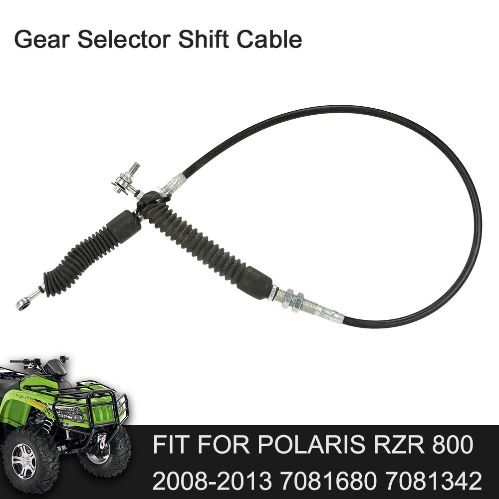 Gear Slector Shift Cable Fits Polaris RZR 800 2008-2013 Replaces 7081680 7081342