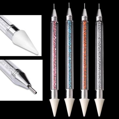 Double Head Crystal 5D Diamond Painting Pen Sewing Embroidery Accessories DIY