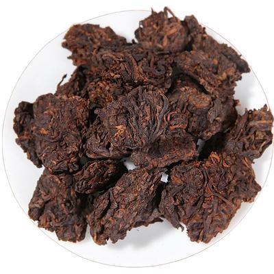 500g Yunnan Black Tea Puerh Tea  Cooked Tea Red Shu Cha China Tea Healthy Food