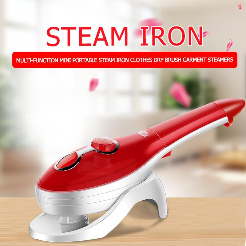 Details about  /ANIMORE Portable Steamer For Clothes Ironing Vertical Steam Iron for Garment