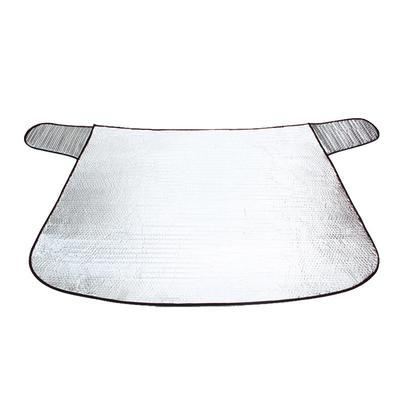 290b67a8958f3 Para-brisa sol sombra viseira carro capa bloco proteger a película de vidro  frontal