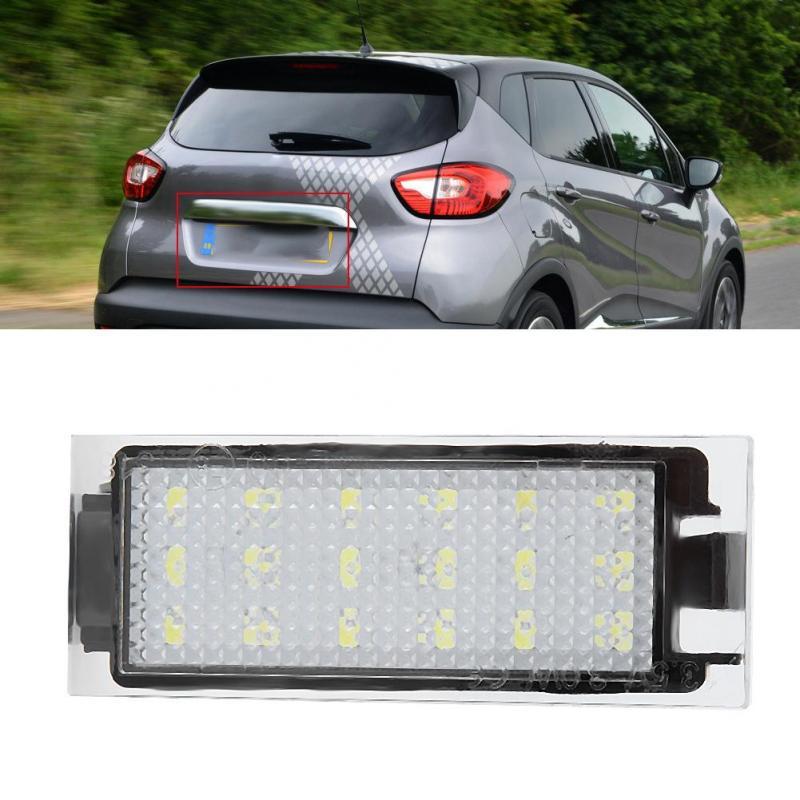 2X para Renault Clio Megane Escénico Kangoo Cortesía Puerta Interruptor De Luz Interior