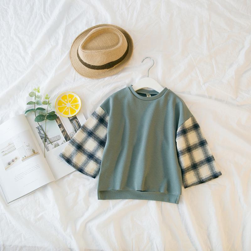 4838f02164f Grilă copii împletit pulover de primăvară – купить по низким ценам в ...