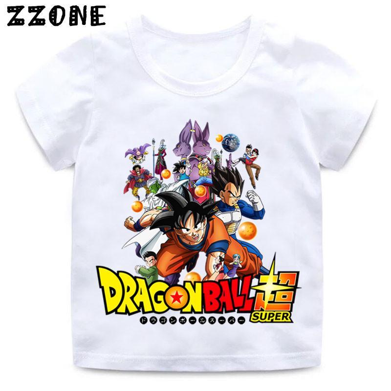 Vegeta Sun Poster Dragon Ball Z Kid/'s T-Shirt