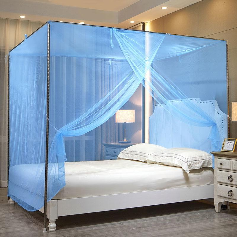 Lace Princess Style Old Fashioned, How To Put Mosquito Net For Bed