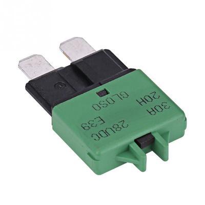 Auto ATM Mini Sicherung Flachsicherung Manual Reset Circuit Breaker Fuse 15A