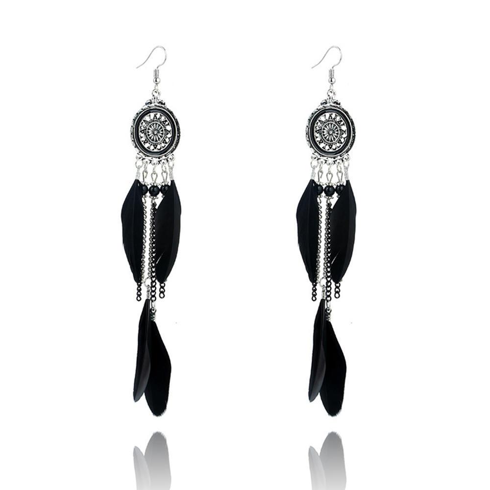 Beads earringChain earringBeads and chain earringSummer earringSummer jewelryColorful earringsBig beads earrings