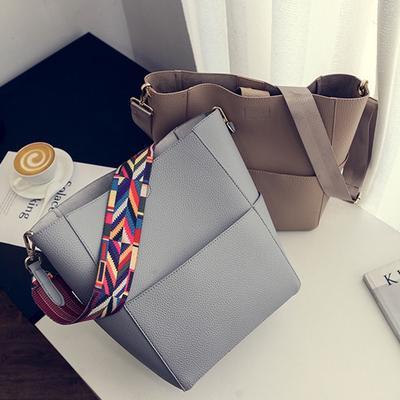 e3fc6580c0d5 Роскошный большой потенциал женщин сумка PU модельные повседневные кожи  сумочка Дамы сумка сумка