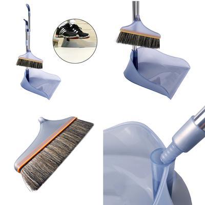 Myonly Rubbermaid Comfort Grip Duster and Dustpan Set Helper Lobby Broom Combo