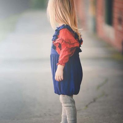 f5d200265 Kids Tops 3-24m Toddler Baby Kid Girl Ruffle Long Sleeve T-shirt Cotton