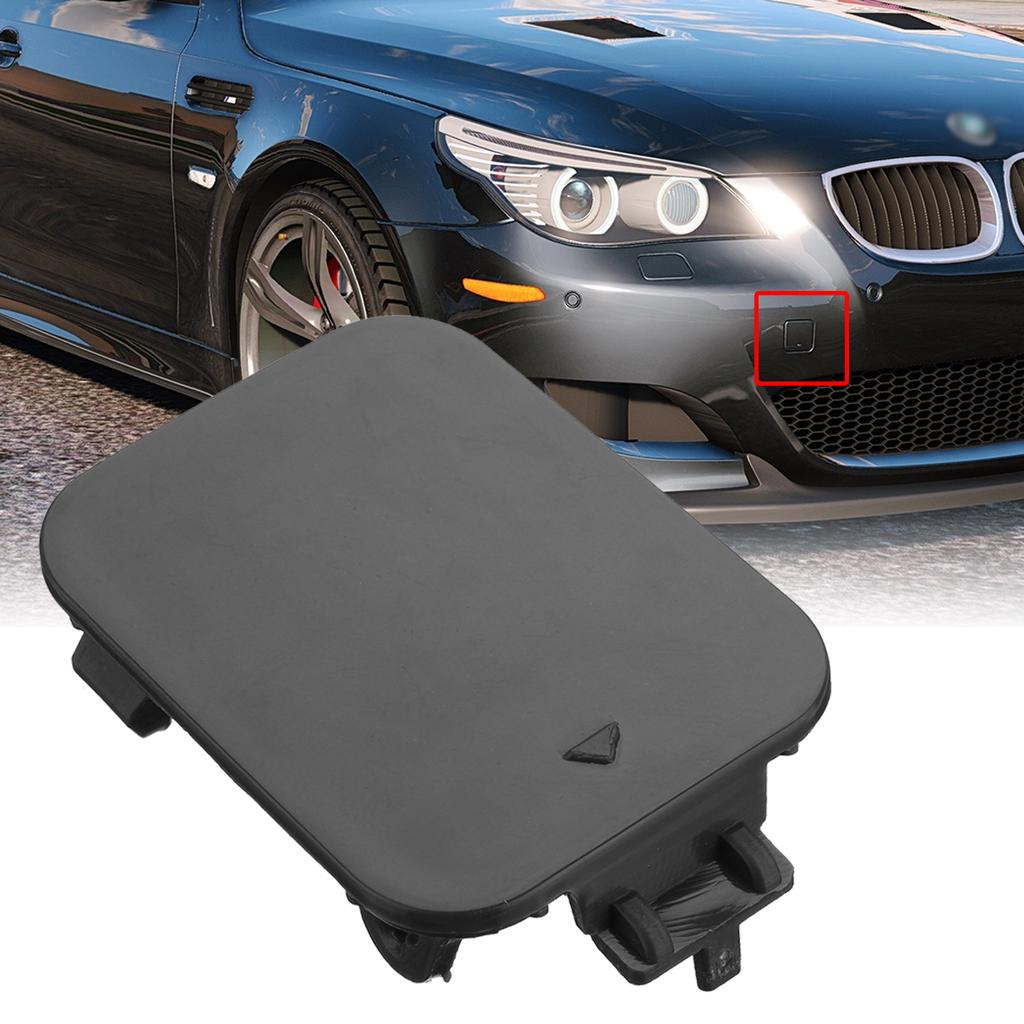 Front Bumper Tow Hook Cover Cap for BMW E60 528i 535i 550i 51117184708 2008-2010